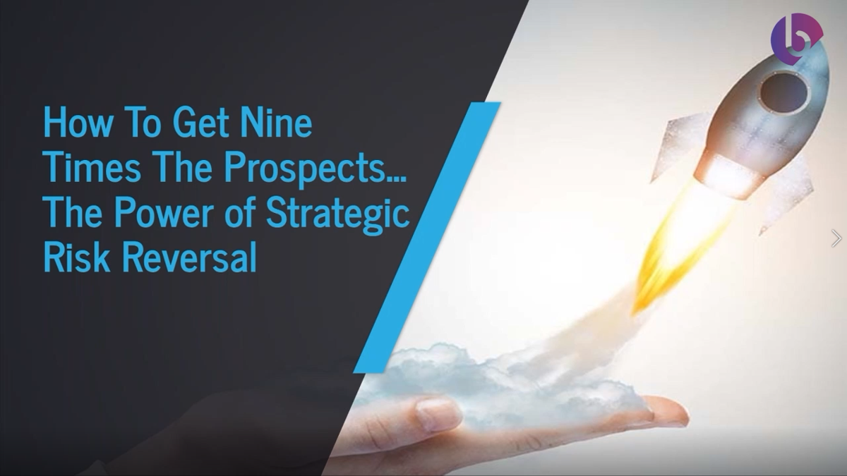 Get Nine times the prospects